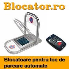 Blocatoare locuri de parcare automate blocator.ro