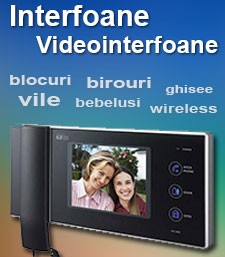 Interfoane videointerfoane interfon-videointerfon.ro